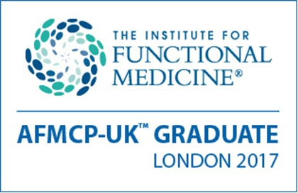 AFMCP logo, Institute for Functional Medicine - Graduate 2017